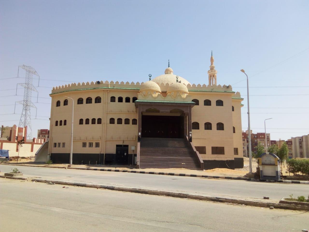 مسجد المصطفى