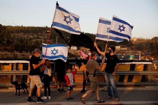 مظاهرات في إسرائيل