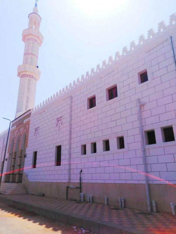 مسجد المدينة المنورة