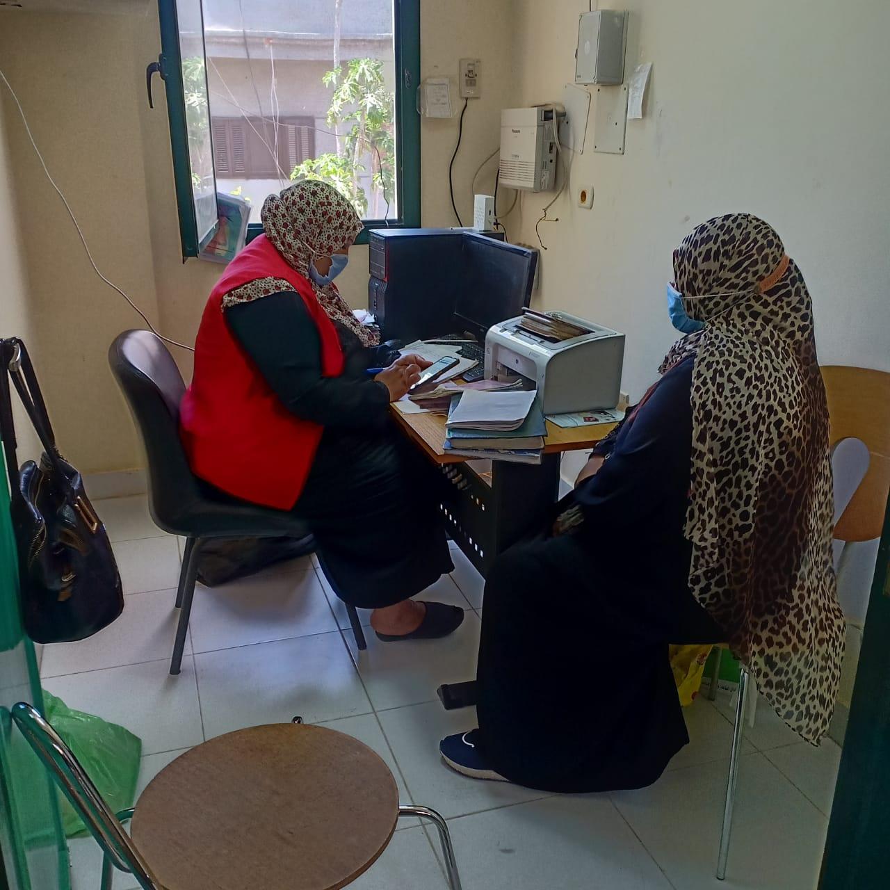 1.3 مليون سيدة بالشرقية يستفيدن من مبادرة دعم صحة المرأة (1)