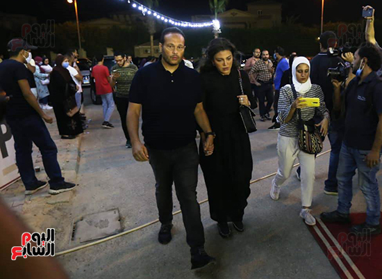 ريهام حجاج ورجل الاعمال محمد حلاوة (2)