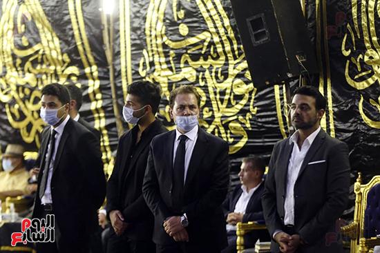عمرو محمود ياسين ومحمد رياض