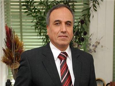 الكاتب الصحفى عبد المحسن سلامة