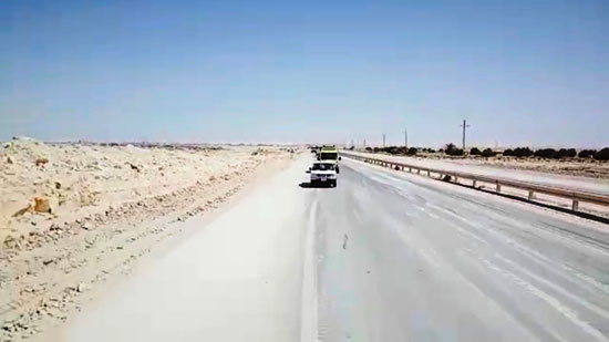 خطة لمواجهة خطر السيول بشمال سيناء (5)