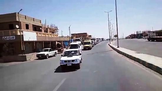 خطة لمواجهة خطر السيول بشمال سيناء (4)