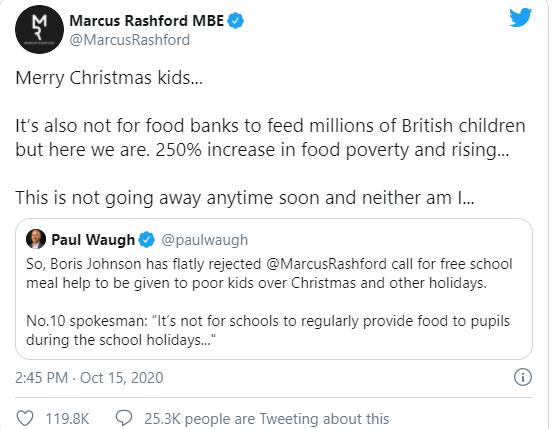 تغريدة راشفورد