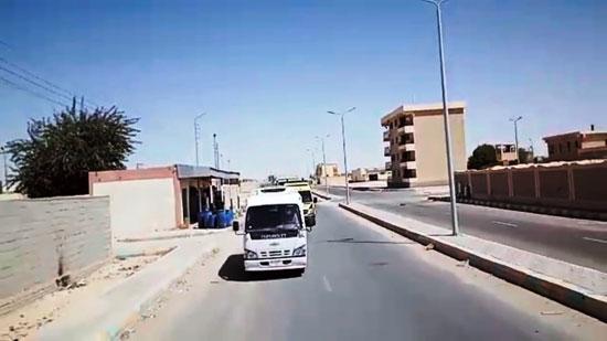 خطة لمواجهة خطر السيول بشمال سيناء (3)