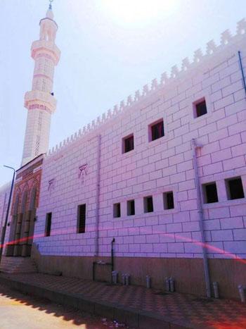 افتتاح مسجد بالسويس (15)
