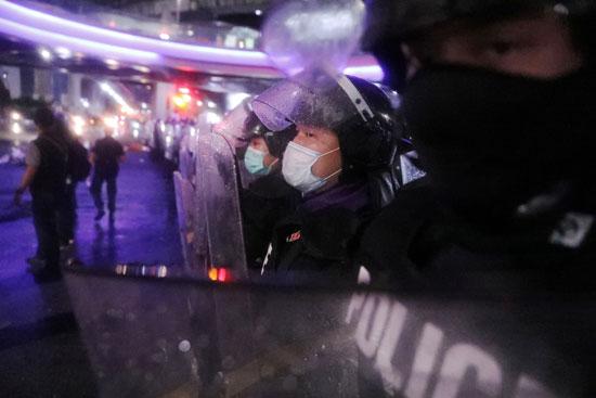 مظاهرات تايلاند (4)