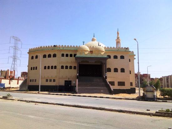 افتتاح مسجد بالسويس (16)