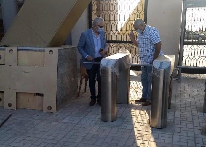 إستعدادات جامعة طنطا للعام الدراسى الجديد (2)