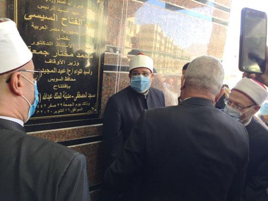 افتتاح مسجد بالسويس (8)