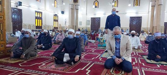 رئيس القطاع الدينى (2)