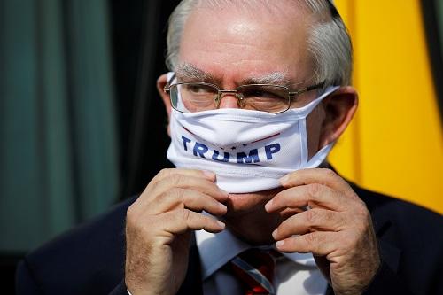 مارك زيل رئيس حزب الجمهوريين في الخارج