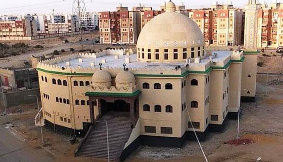 افتتاح مسجد بالسويس (18)