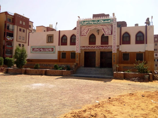 افتتاح مسجد بالسويس (17)