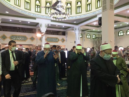 افتتاح مسجد بالسويس (1)