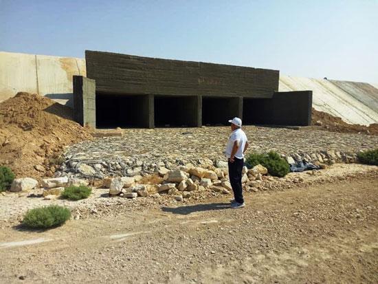 خطة لمواجهة خطر السيول بشمال سيناء (1)