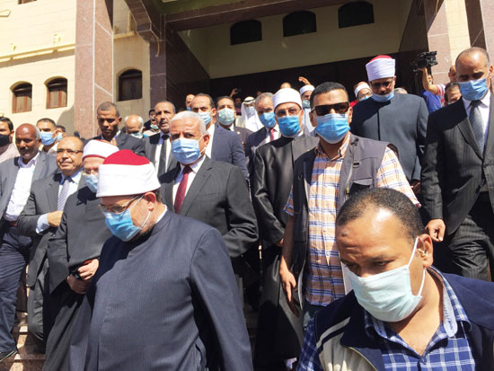 افتتاح مسجد بالسويس (12)