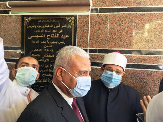 افتتاح مسجد بالسويس (9)