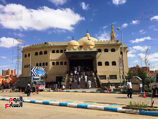 الدولة تواصل افتتاح المساجد (8)