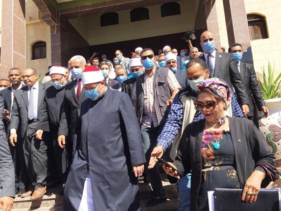 افتتاح مسجد بالسويس (11)