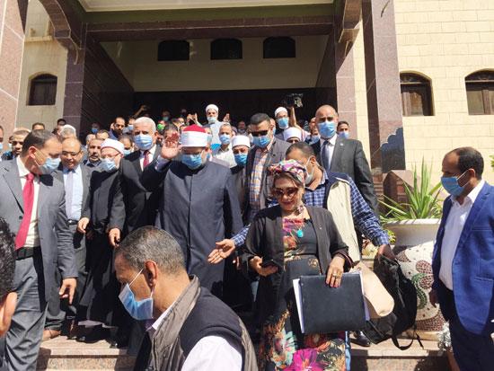 افتتاح مسجد بالسويس (10)