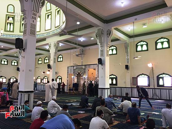 الدولة تواصل افتتاح المساجد (2)