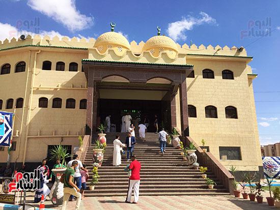الدولة تواصل افتتاح المساجد (7)