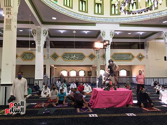 الدولة تواصل افتتاح المساجد (4)