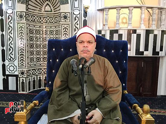الدولة تواصل افتتاح المساجد (5)