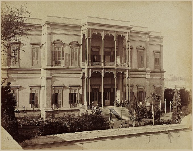 قصر المنيرة