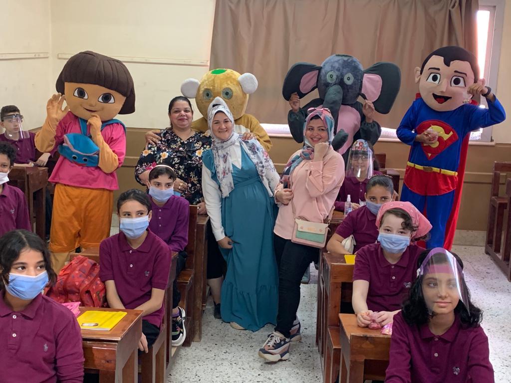 العام الدراسي الجديد (3)