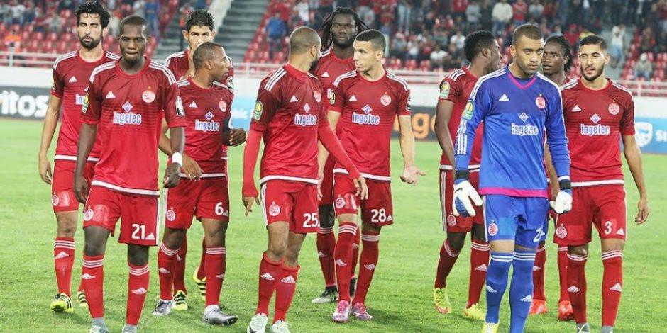 فريق الوداد المغربى
