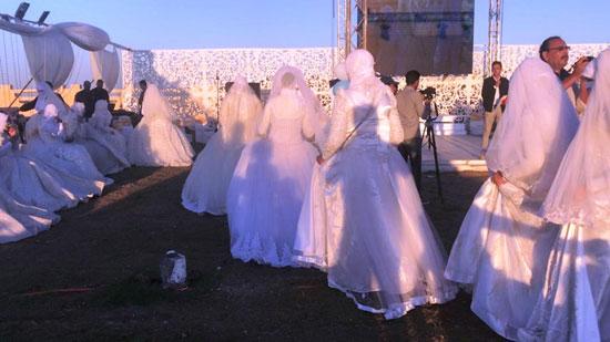حفل زفاف جماعى (8)