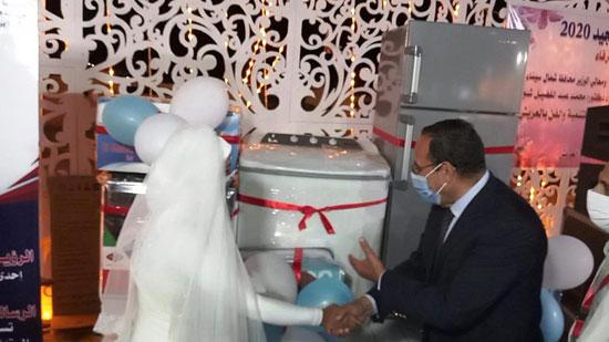 حفل زفاف جماعى (4)