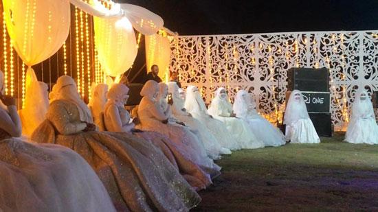 حفل زفاف جماعى (2)