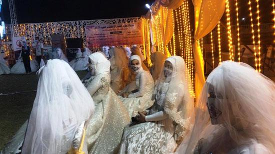 حفل زفاف جماعى (6)