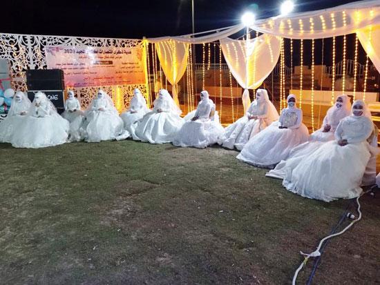 حفل زفاف جماعى (3)