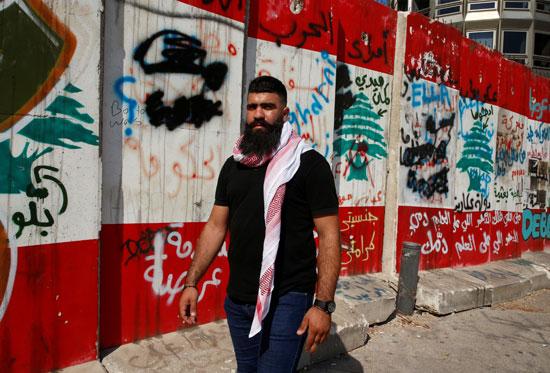 داني مرتضى ناشط لبناني