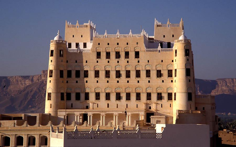 Sultan_Al_Kathiri_Palace_Seiyun_Yemen