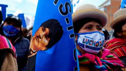 انتخابات بوليفيا 18 اكتوبر