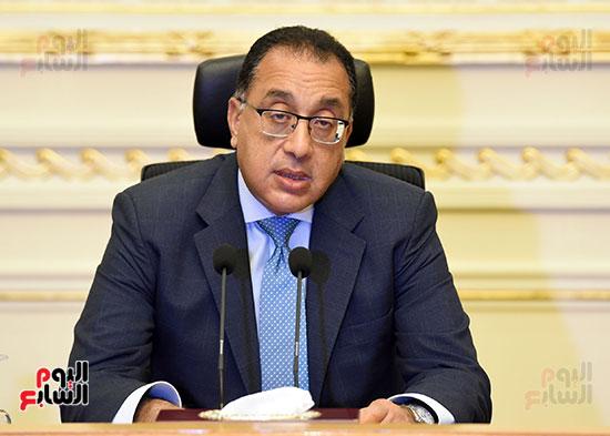 الدكتور مصطفى مدبولى رئيس الوزراء (5)