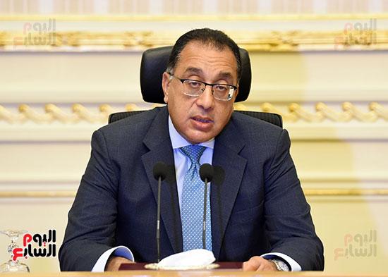 الدكتور مصطفى مدبولى رئيس الوزراء (4)