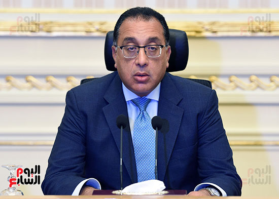 الدكتور مصطفى مدبولى رئيس الوزراء (1)
