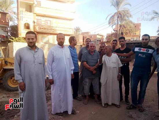 اليوم السابع داخل مسجد الإمام المتوفى قبل صعوده المنبر (2)