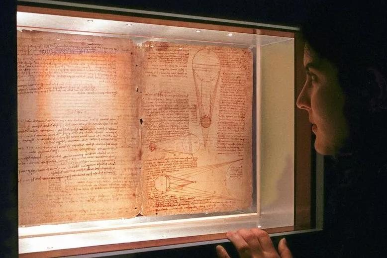 مخطوطة ليستر.