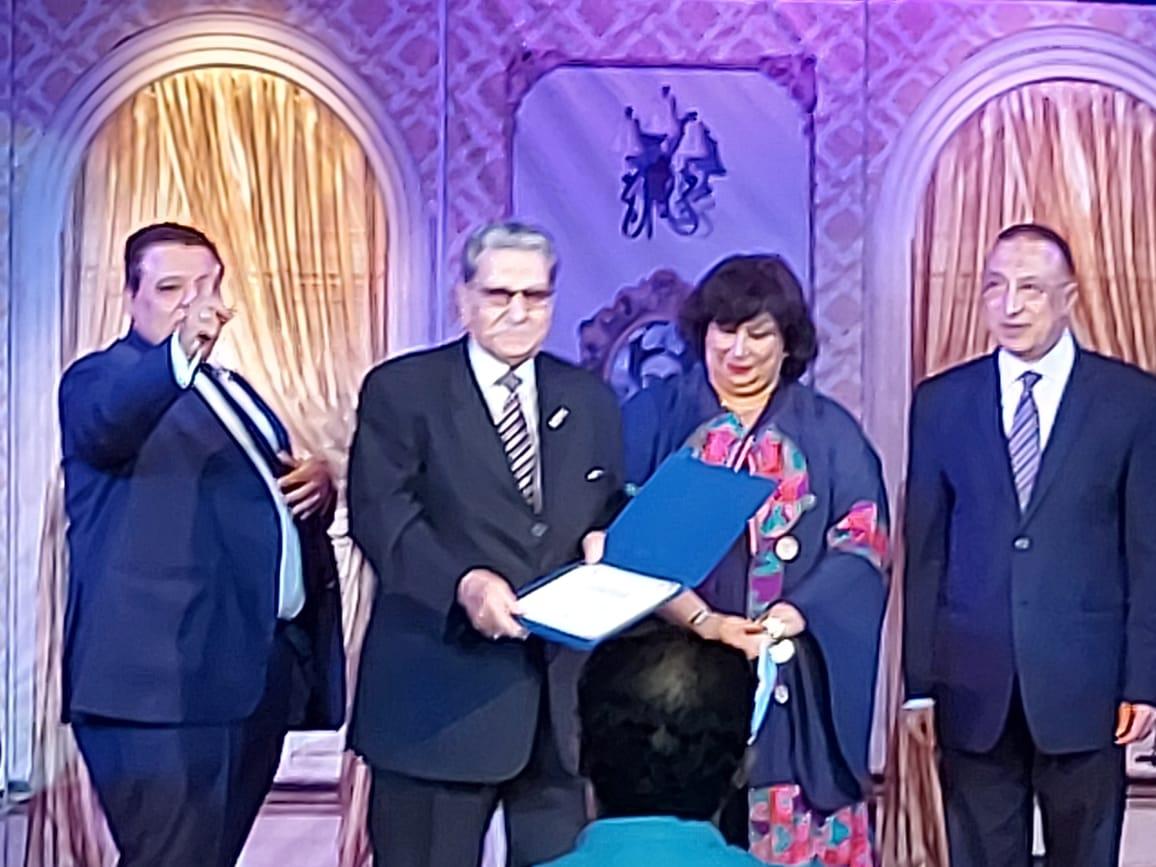 وزيرة الثقافة تفتتح مسرح ليسيه الحرية بالإسكندرية (19)