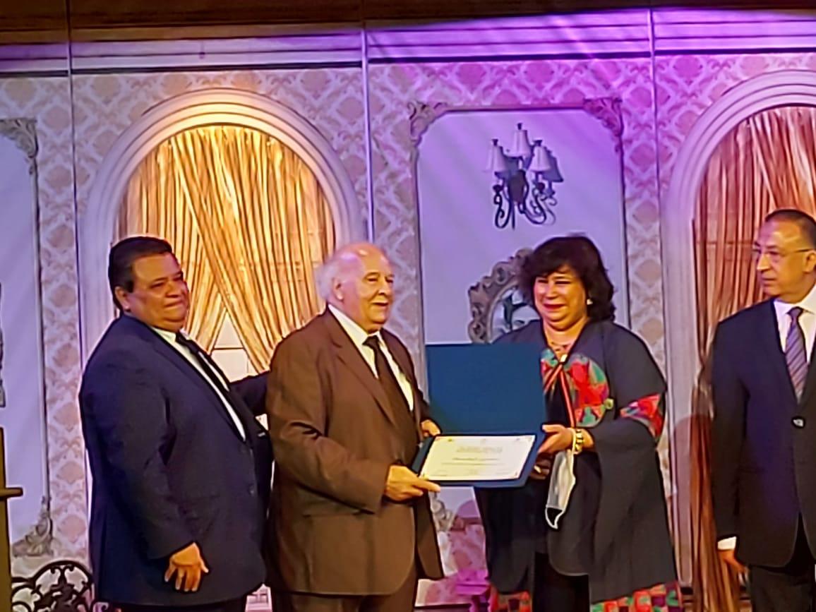وزيرة الثقافة تفتتح مسرح ليسيه الحرية بالإسكندرية (5)