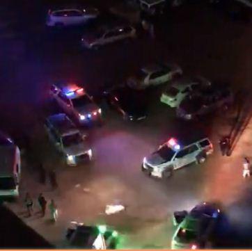 الشرطة الكويتية تحيط الوافد المصرى